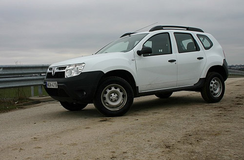 Teszt: Dacia Duster 1.6 LPG &#8211; Olcsn sprol